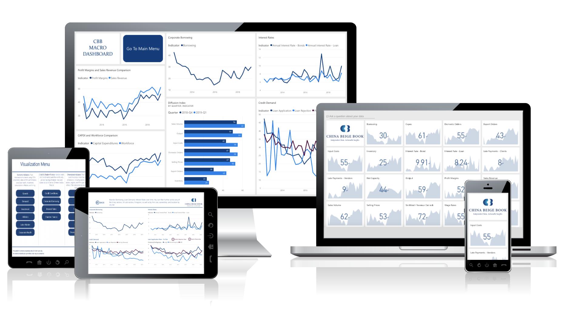 china data analytics